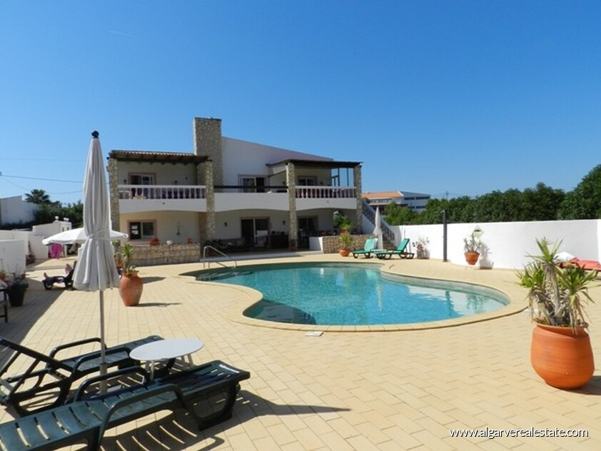 Villa with 5 bedrooms and pool-Praia da Luz