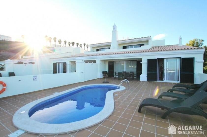 Townhouse with 3 bedrooms and individual swimming pool-Tavira
