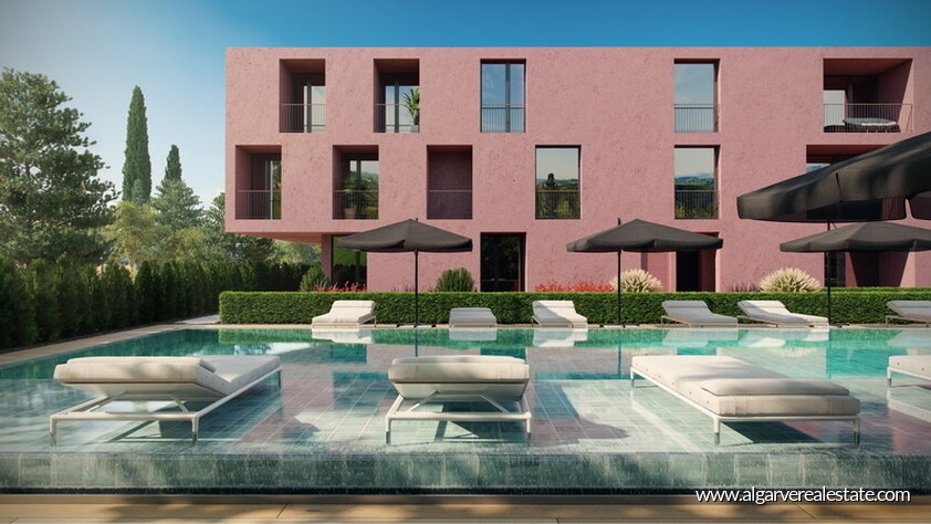 ONE Vilamoura-new apartments for sale in private condominium