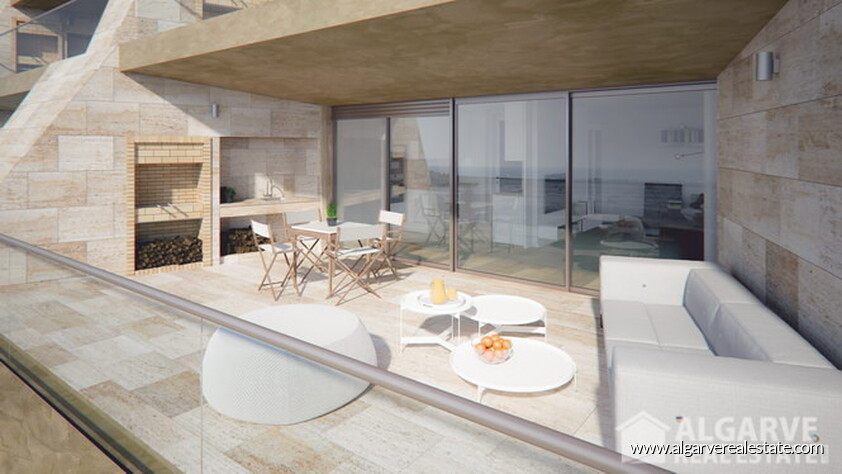New apartments with 2 rooms in condominium with swimming ...