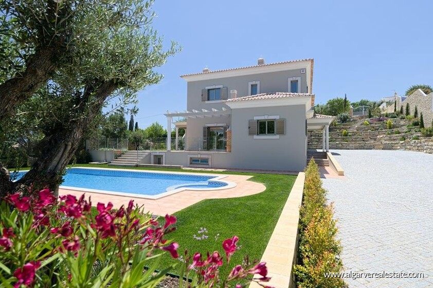 5 bedroom villa with sea view-Boliqueime