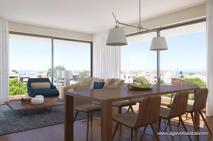 New three bedroom apartments in Albufeira to 8 minutes from the beach - 1