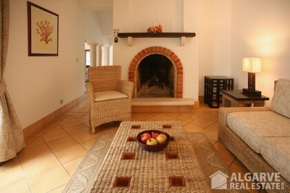 Semi-detached villa with 2 bedrooms, in luxury resort • Albufeira - 3541