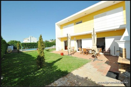 3 bedroom villa with swimming pool within walking distance of the beach in Salgados - 13