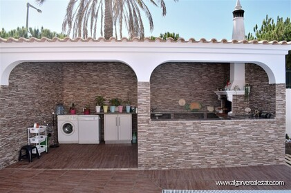 4 bedroom villa on Galé beach with sea view and walking distance from the beach - 27