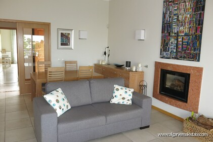 2 bedroom apartment overlooking the Vale da Pinta golf course - 2