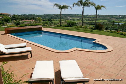 Villa with 5 bedrooms and private pool located in front of the golf - 12