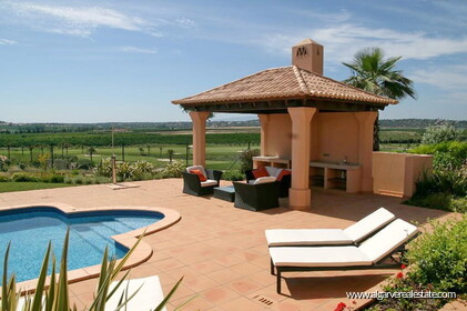 Villa with 5 bedrooms and private pool located in front of the golf - 14
