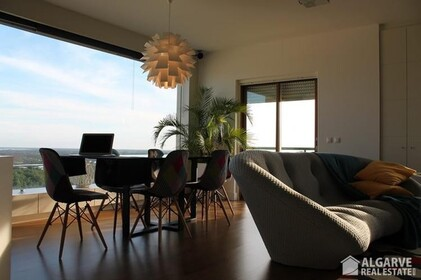 Luxury apartment with 1 bedroom and a panoramic view of Ria Formosa - 9798