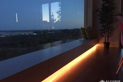 Luxury apartment with 1 bedroom and a panoramic view of Ria Formosa - 9780