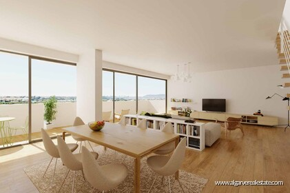 One bedroom apartment, located in a private condominium in Faro - 1