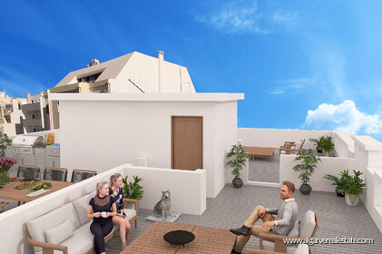 2 bedroom apartment with guaranteed profitability in the center of Faro - 0