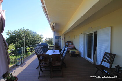 B&B Villa with 7 bedrooms in Santa Bárbara de Nexe - 5
