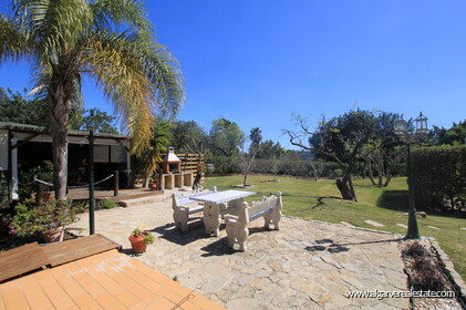 B&B Villa with 7 bedrooms in Santa Bárbara de Nexe - 9