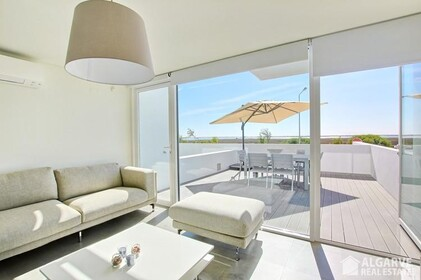 Townhouse with 3 bedrooms and sea view-Fuseta - 1100