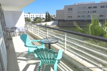 Apartment with 1 bedroom located in Marina de Lagos