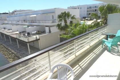 Apartment with 1 bedroom located in Marina de Lagos - 0