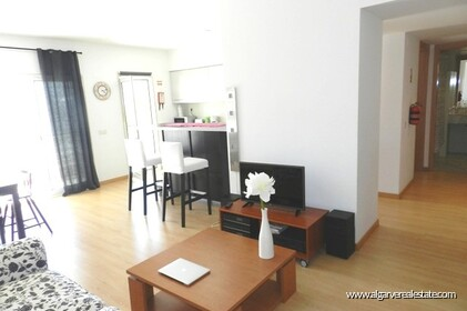Apartment with 1 bedroom located in Marina de Lagos - 1