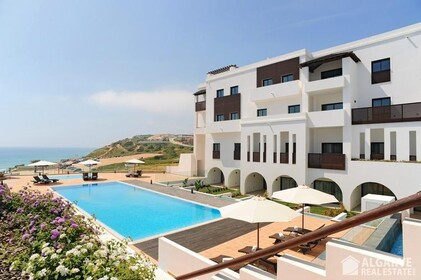 Two-bedroom duplex apartments with terrace and sea view - 3298