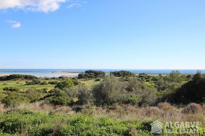Plots for villas with exceptional views of the sea and golf - 3434