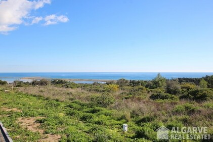 Plots for villas with exceptional views of the sea and golf - 3432