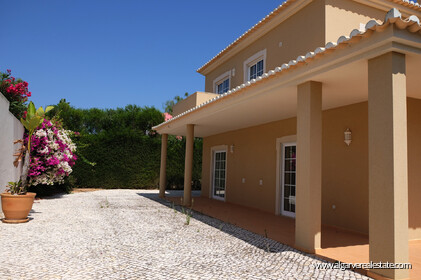 3 bedroom villa with the 300 metres from the beach of Porto de Mós - 1
