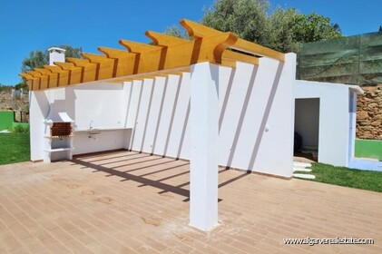 New villa with swimming pool and sea view located in Praia da Luz - 14