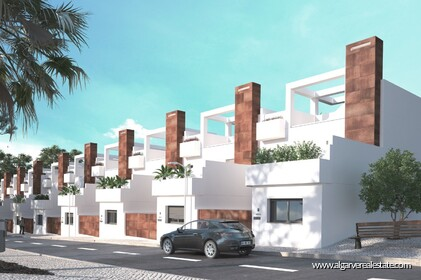 3 bedroom villas with private pool located in Fuseta-Olhão - 8