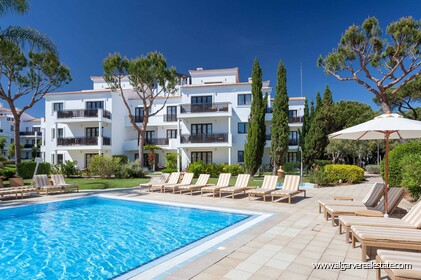 Apartment with 2 bedrooms located in luxury resort • Albufeira - 27259