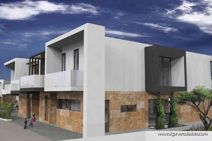 Modern 4 bedroom villa under construction in Albufeira - 2