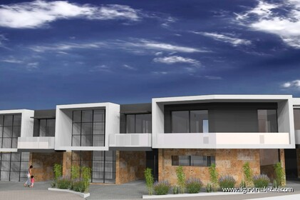 Modern 4 bedroom villa under construction in Albufeira - 3