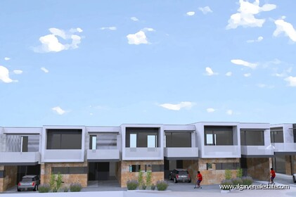 Modern 4 bedroom villa under construction in Albufeira - 5