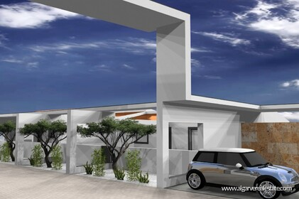 Modern 4 bedroom villa under construction in Albufeira - 6