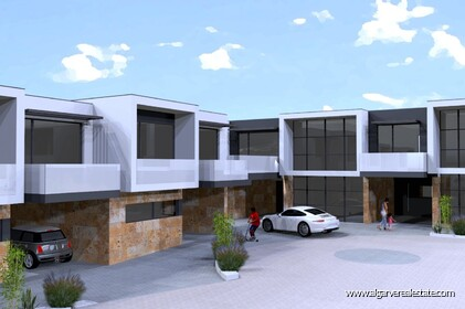 Modern 4 bedroom villa under construction in Albufeira - 7
