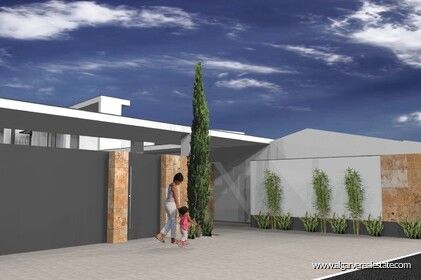 Modern 4 bedroom villa under construction in Albufeira - 10