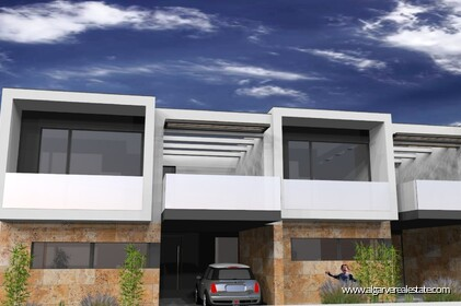 Modern 4 bedroom villa under construction in Albufeira - 12