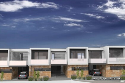 Modern 4 bedroom villa under construction in Albufeira - 14