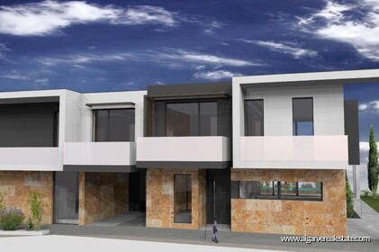 Modern 4 bedroom villa under construction in Albufeira - 15