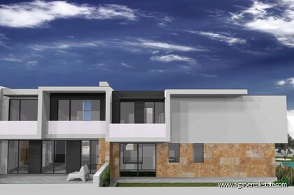 Modern 4 bedroom villa under construction in Albufeira - 17