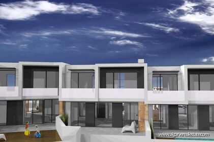 Modern 4 bedroom villa under construction in Albufeira - 18
