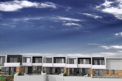 Modern 4 bedroom villa under construction in Albufeira - 19