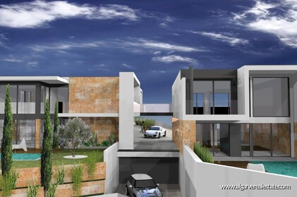 Modern 4 bedroom villa under construction in Albufeira - 20