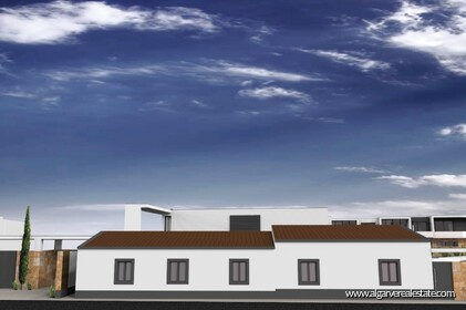 Modern 4 bedroom villa under construction in Albufeira - 22