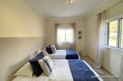 Villa with 5 bedrooms, swimming pool and tennis court with sea view - Loulé - 0