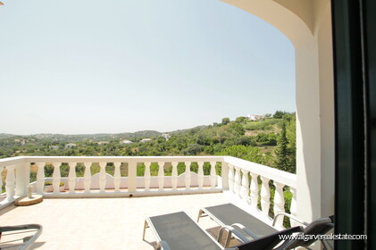 Villa with 5 bedrooms, swimming pool and tennis court with sea view - Loulé - 15