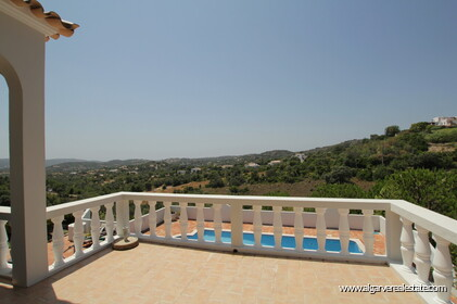 Villa with 5 bedrooms, swimming pool and tennis court with sea view - Loulé - 16