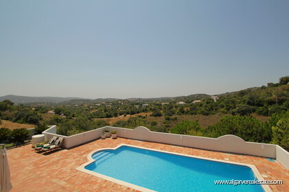 Villa with 5 bedrooms, swimming pool and tennis court with sea view - Loulé - 17