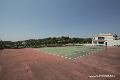 Villa with 5 bedrooms, swimming pool and tennis court with sea view - Loulé - 31