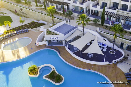 Luxury apartment with 2 bedrooms and sea views-Vilamoura - 24035