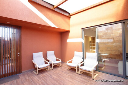Semi-detached villa with 2 bedrooms in luxury condominium - L'Orangerie - 24610